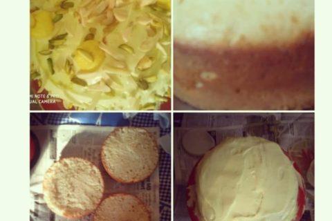 Rasgulla cake